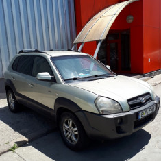 Hyundai Tucson, An Fabricatie: 2006, Motorina/Diesel, 190000 km, 1991 cmc