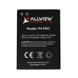 Acumulator Allview P4 Pro  original swap, Li-ion