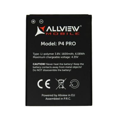Acumulator Allview P4 Pro  original swap foto