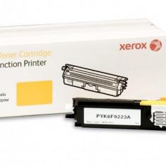 Cartus Xerox Original High Capacity YELLOW TONER, Phaser 6121MFP 2,5k