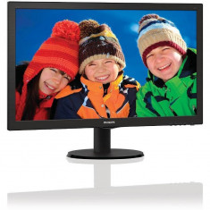 Monitor Philips 24 inch LED 243V5LSB/00 - Monitor LED Philips