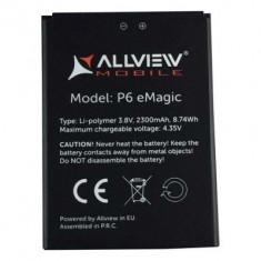 Acumulator Allview P6 emagic original swap, Alt model telefon Allview, Li-ion
