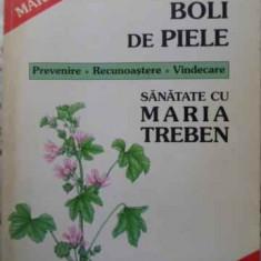 Boli De Piele - Maria Treban, 404510 - Carte Medicina alternativa