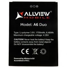 Acumulator Allview A6 duo / C6 duo original swap, Alt model telefon Allview, Li-ion