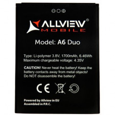 Acumulator Allview A6 duo / C6 duo original swap, Li-ion