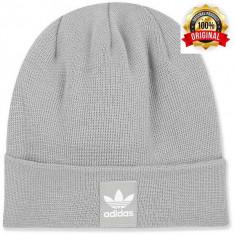 Fes Adidas Originals - Anglia - Unisex Adult - 100% ACrylic - Detalii in anunt - Fes Barbati Adidas, Marime: Marime universala, Culoare: Gri