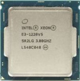 Procesor server 6th Gen Skylake Socket 1151  Intel Xeon Quad-Core E3-1220v5 3GHz, Peste 3000 Mhz
