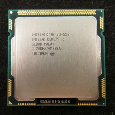 Procesor Intel Core i3 550 3.20 GHz Socket 1156
