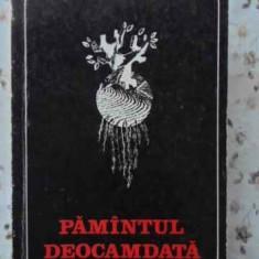 Pamintul Deocamdata - Adrian Paunescu ,404320