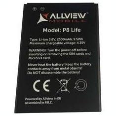 Acumulator Allview P8 Life swap original, Alt model telefon Allview, Li-ion