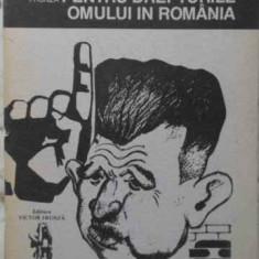 Pentru Drepturile Omului In Romania - Victor Frunza, 404311 - Carte Politica