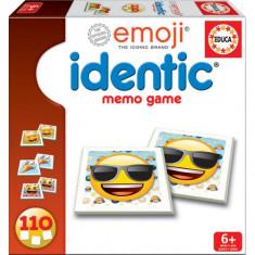 Identic Memo Games Emoji - Jocuri Logica si inteligenta Educa