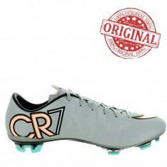 Ghete Fotbal Nike Mercurial Veloce II CR7 FG COD: 684863-003 - Produs original!, Marime: 42, Culoare: Din imagine, Barbati, Iarba: 1