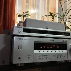Sistem Yamaha home cinema 5+1 și DVD Yamaha - Amplificator audio