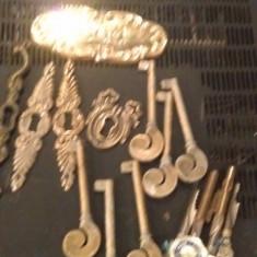 Feronerie mobila veche - Metal/Fonta