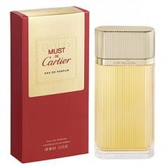 Cartier Must De Cartier GOLD EDP Tester 100 ml pentru femei