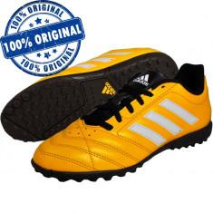 Pantofi sport Adidas Goletto 5 pentru barbati - adidasi fotbal - originali - Ghete fotbal Adidas, Marime: 43 1/3, Culoare: Din imagine, Teren sintetic: 1
