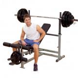 Banca forta Body-Solid GDIB46L - Banca de exercitii
