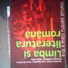 Manual romana cls a 11 a ed humanitas - Manual scolar humanitas, Clasa 11