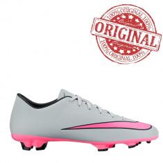 Ghete fotbal Nike Mercurial Victory V FG COD: 651632-060 - Produs original - NEW, Marime: 39, 40, 42, Culoare: Din imagine, Barbati, Iarba: 1