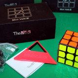 QiYi MFG The VALK - Cub Rubik 3x3x3 - 47, 4mm - Jocuri Logica si inteligenta