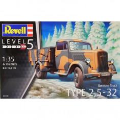 + Macheta 1/35 Revell 03250 - German Opel Blitz 1.5 ton + - Macheta auto