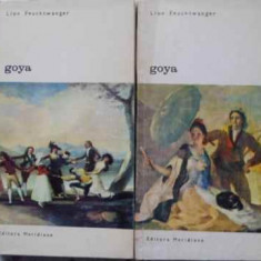 Goya Vol.1-2 - Lion Feuchtwanger, 404674 - Album Arta