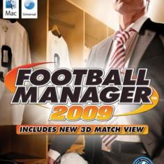Football manager 2009 - PC [SIGILAT] 60062, Simulatoare, 3+