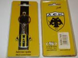 Breloc metalic - fotbal AEK ATENA