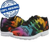 Pantofi sport Adidas Originals ZX Flux pentru barbati - adidasi originali, 43 1/3, Textil