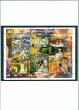 Pictura - IMPRESIONISMUL IN SPANIA - Bloc nestampilat XXL - Tchad