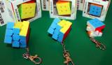 MOYU Mini 3x3x3- Breloc  Cub rubik