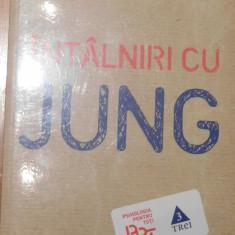 Intalniri cu Jung E. A. Bennet - Carte Psihologie