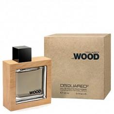 Dsquared2 He Wood EDT 100 ml pentru barbati - Parfum barbati Dsquared2, Apa de toaleta