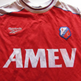 Tricou fotbal - FC UTRECHT (nr.4 jucatorul Patrick Zwaanswijk cu autograf)