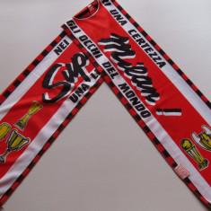 Esarfa fotbal - AC MILAN - Fular fotbal