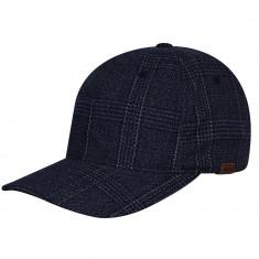 Sapca Kangol Pattern Baseball Bleumarin (Masura S/M) - Cod 7878514355460 - Sapca Barbati