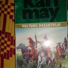 Karl May - Opere volumul 32 Vulturii desertului 526pagini