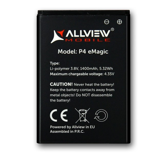 Acumulator Allview P4 emagic original nou