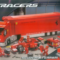 LEGO 8654 Scuderia Ferrari Truck - LEGO City
