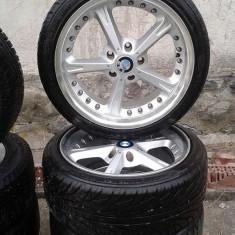 Jenti aluminiu BMW pe 18 - Janta aliaj BMW, Numar prezoane: 5