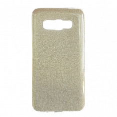 Husa 3 in 1 cu sclipici Samsung J5 (2016) negru - Husa Telefon