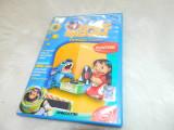 Magic English, episodul 6. DeAgostini. Friends. Jocuri interactive, cantece, DVD, Romana