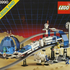 LEGO 6990 Monorail Transport System - LEGO City