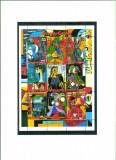 Pictura - PABLO PICASSO - Bloc nestampilat XXL - Somalia