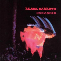 Black Sabbath Paranoid 2015 LP+CD (vinyl)