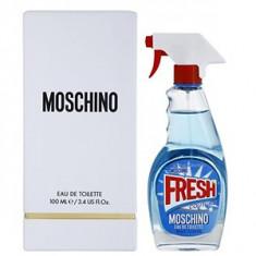 Moschino Fresh Couture EDT Tester 100 ml pentru femei - Parfum femeie Moschino, Floral