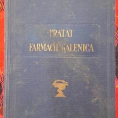 Tratat de farmacie galenica - AL. IONESCU MATIU , CONST. POPESCU