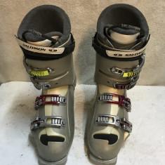 Clapari ski schi Salomon Rush marime 40.5 mondo 26 flex80