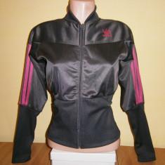 Trening de dama Adidas, mar S, gri cu roz, aproape nou! - Trening dama Adidas, Marime: S, Culoare: Din imagine
